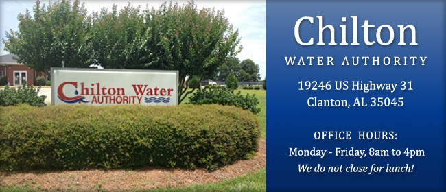 Chilton Water Authority